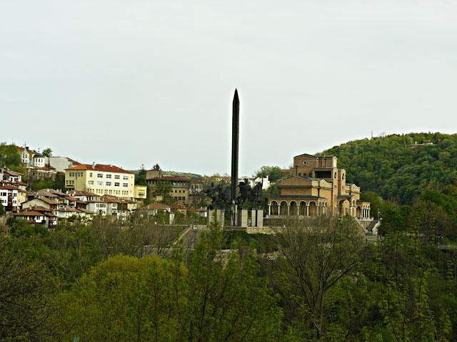 Велико Търново - старата столица на България